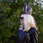 DIY Halloween Costume - Lady Gaga
